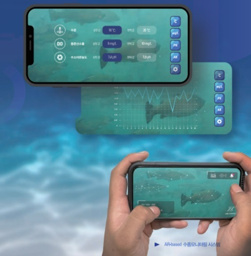 제이제이앤컴퍼니스가 자율제어 플랫폼을 적용한 순환여과 통합제어 시스템을 선보인다. 트라이앵글 시스템의 모습. 제이제이앤컴퍼니스 제공